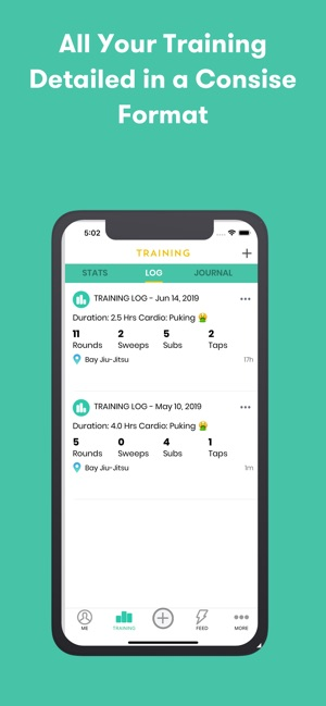 BJJBuddy - BJJ Tracker Journal on the App Store