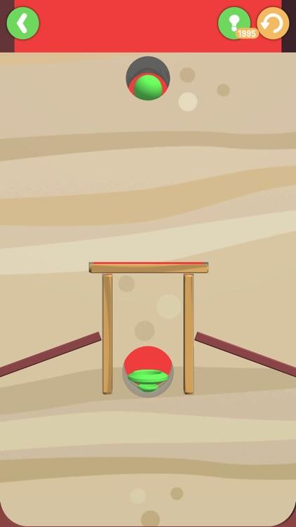 Hole Land - Ball Rolling screenshot-4