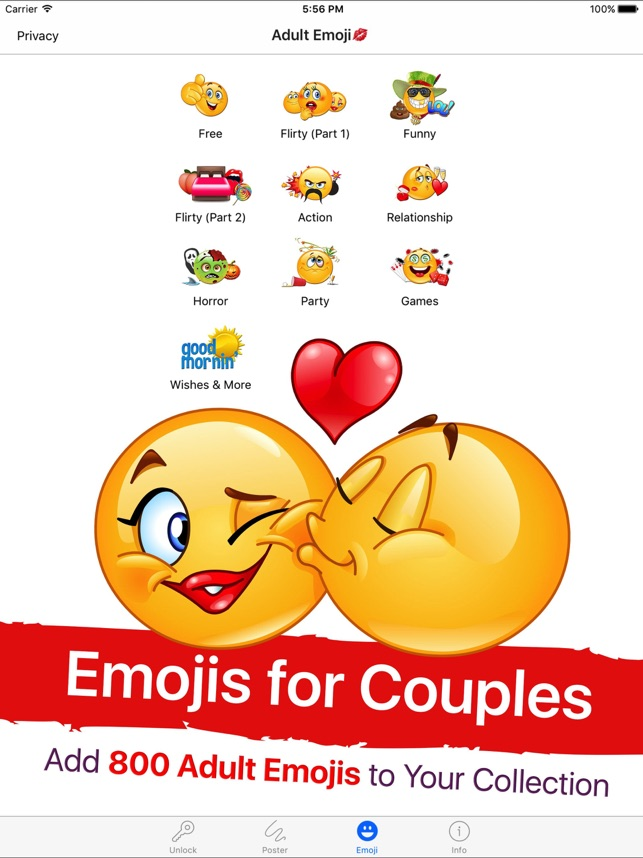 sexy emoji stickers
