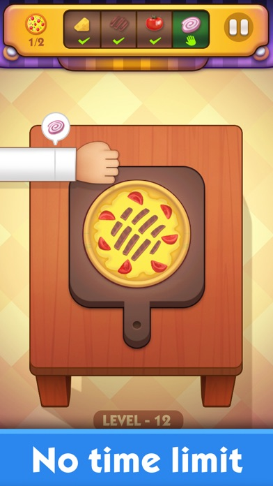 Endless Hands Cooking Game screenshot three