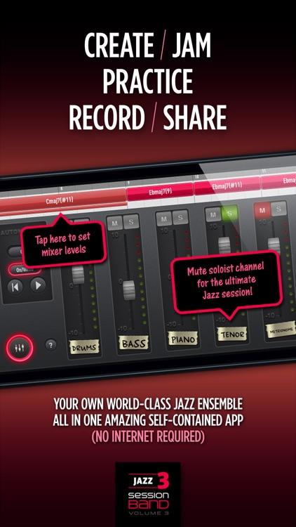 SessionBand Jazz 3 screenshot-4