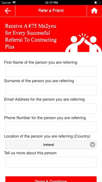 Contracting PLUS screenshot-6
