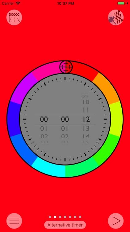 Colored Timer Pro screenshot-8