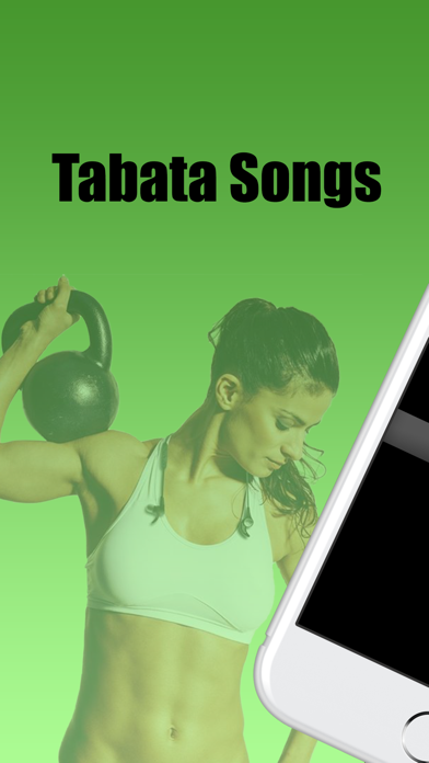 Screenshot Tabata Songs