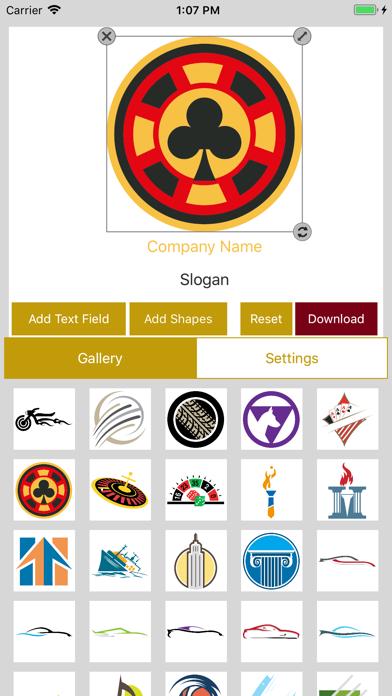 Easy Logo Maker - DesignMantic screenshot three