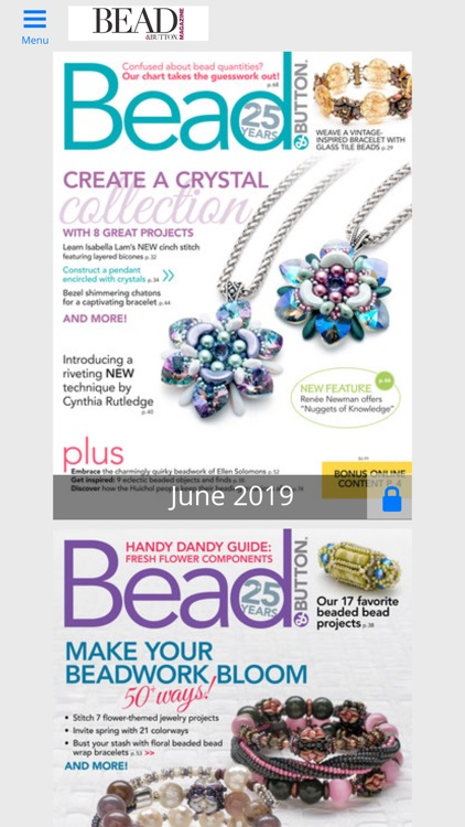 Bead & Button Magazine screenshot-5