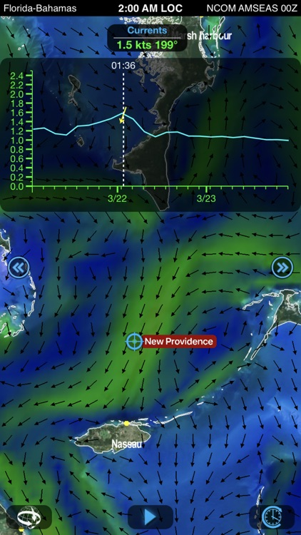 Weather4D Routing screenshot-5