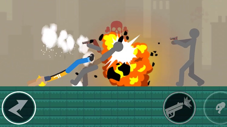 Stick Destruction screenshot-0