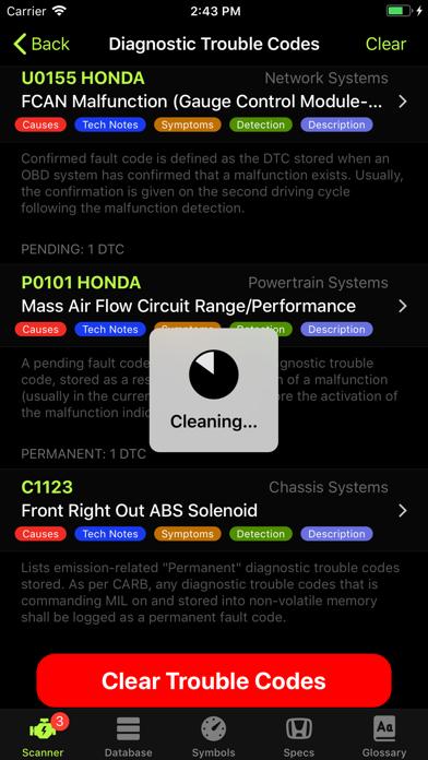 OBD for Honda - App - AppStore-ShopFirstWeb (FRA)
