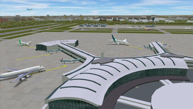 Airport Madness 3D 2 screenshot-0