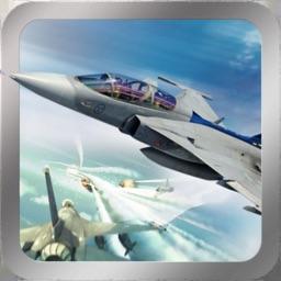 Modern Aircraft Fighter Battle