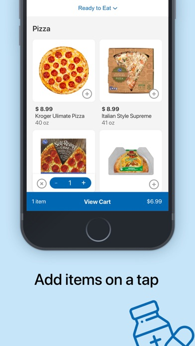 Kroger Rush App Report on Mobile Action - App Store Optimization and