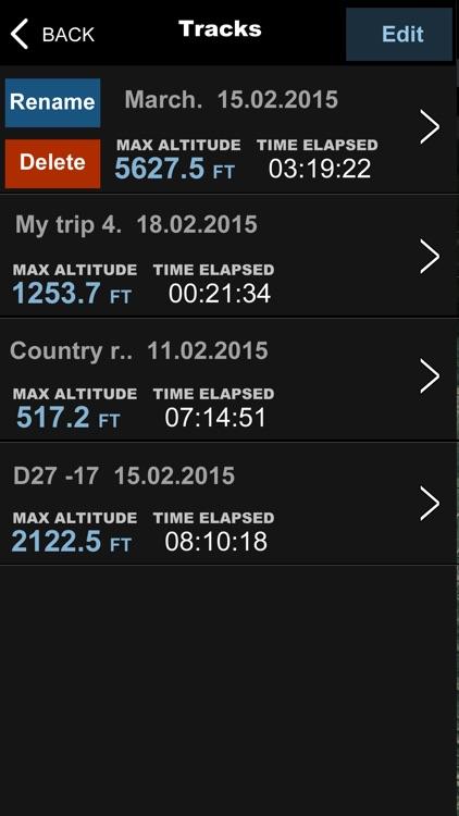 Altimeter Ler screenshot-7