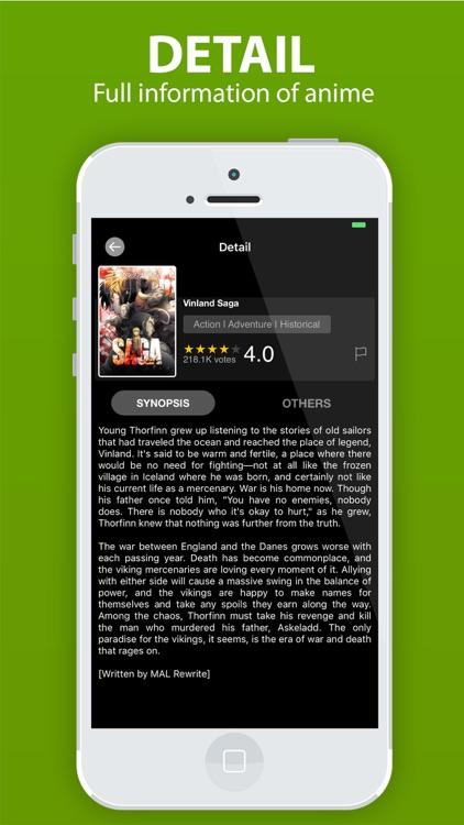 KizzAnime : Anime App Discover screenshot-3