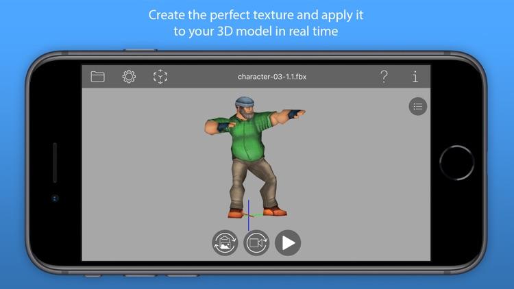 Artist 3D Viewer