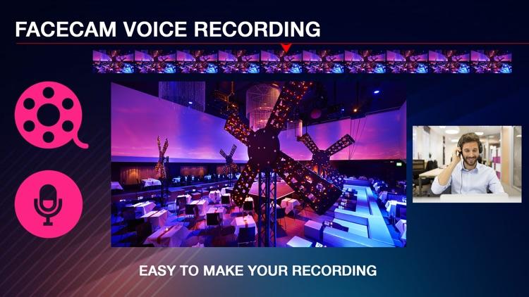 FaceCam - Screen Recording