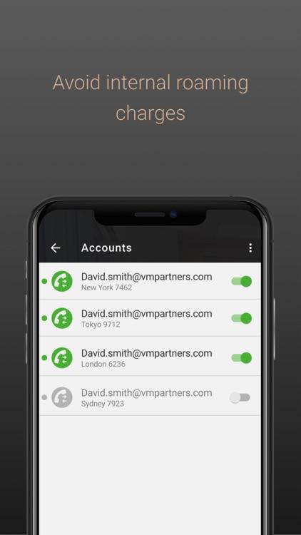 Servcorp Onefone screenshot-3