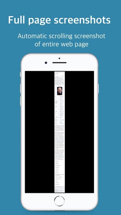 WebCapture- full page capture