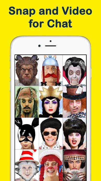 Crazy Helium Funny Face App screenshot-4