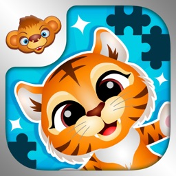 123 Kids Fun Puzzle Blue Games Apple Watch App
