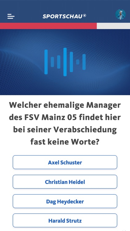 SPORTSCHAU Quiz screenshot-6