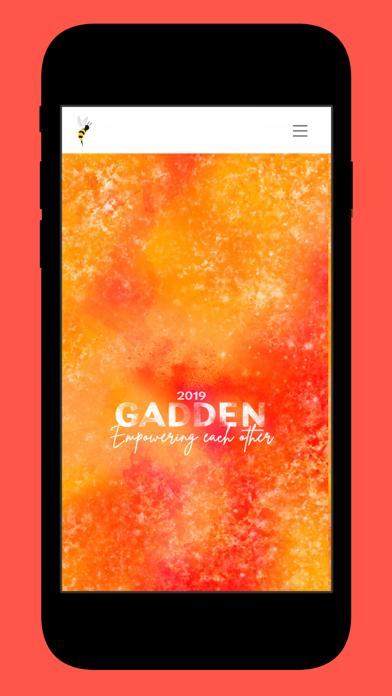 点击获取GADDEN 2019