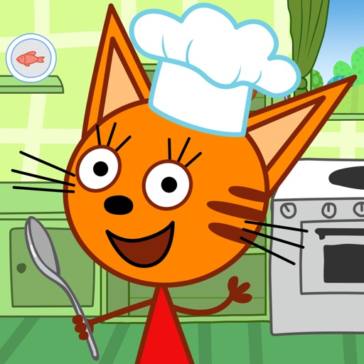 Три Кота Кулинарное Шоу, Кухня