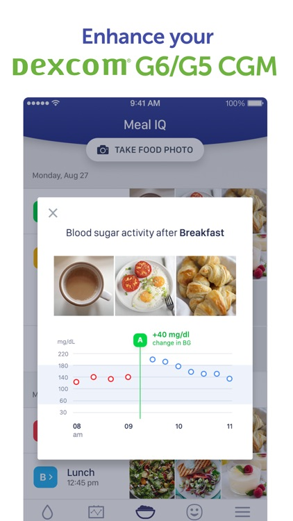 Glucose Buddy+ for Diabetes screenshot-5