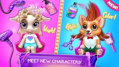 My Animal Hair Salon World screenshot 1