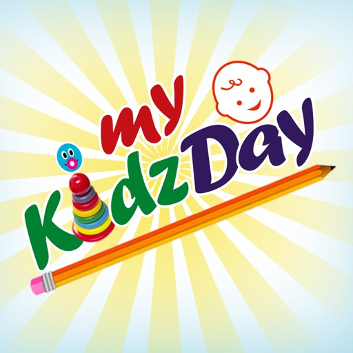 myKidzDay Parent-Childcare App