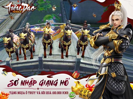 Tiêu Dao Mobile screenshot 4