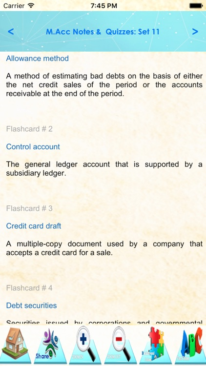 Managerial Accounting exam rev screenshot-3