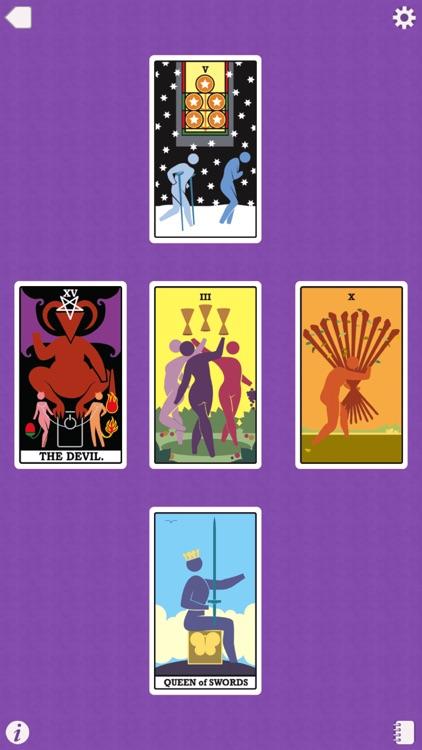 Int'l Icon Tarot screenshot-4