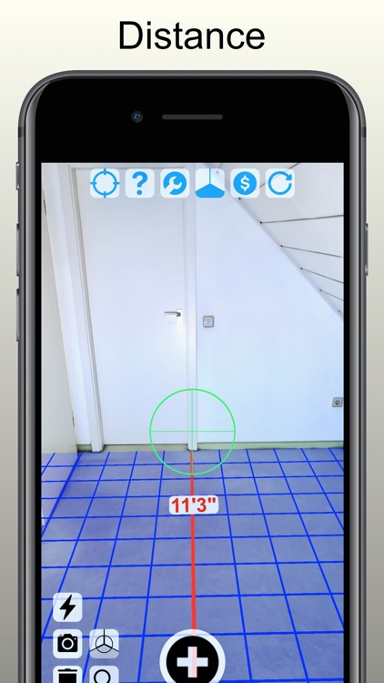 Tape Measure Camera Ruler AR screenshot-2