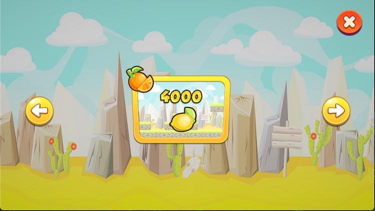 Smart Turtle Fruit Runing Game screenshot-4