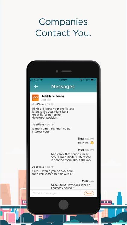 JobFlare for Job Search screenshot-5