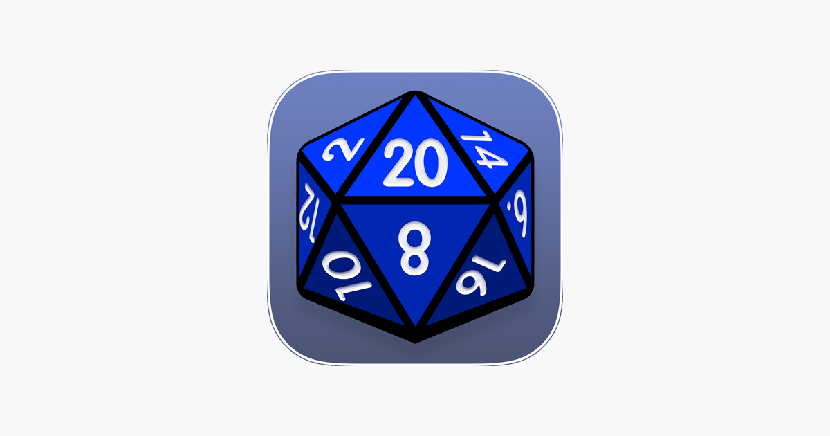 Dice Ex Machina on the App Store