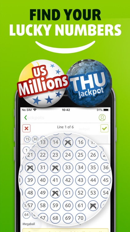 Lottoland App - Jackpot Bets screenshot-5
