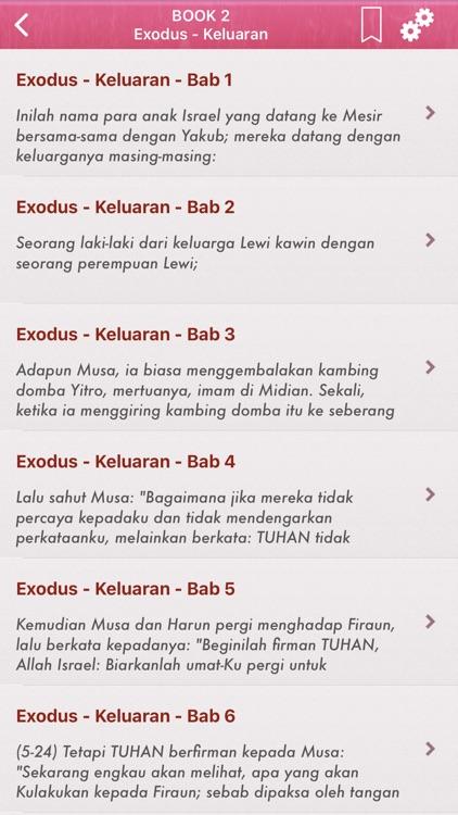 Indonesian Bible Audio mp3 Pro