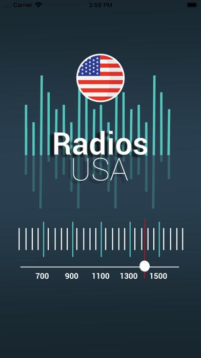 FM Radios USA screenshot 1