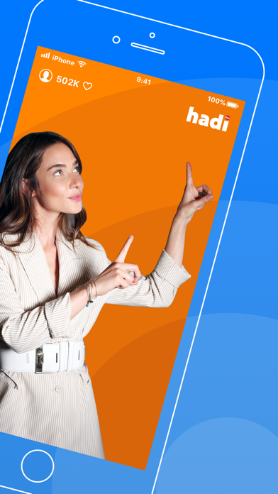 download Hadi - Live Trivia Game Show indir ücretsiz - windows 8 , 7 veya 10 and Mac Download now