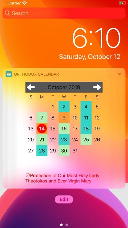 Orthodox Christian Calendar+ screenshot-6