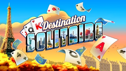 Destination Solitaire screenshot1