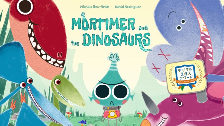 Mortimer and the Dinosaurs screenshot-0
