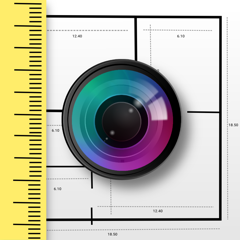 Cam To Plan - AR tape measure