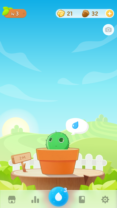 Screenshot for Plant Nanny² in Germany App Store