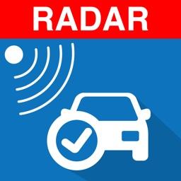 Radares España y Portugal