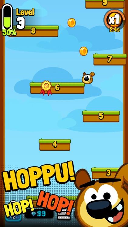 Hoppu!