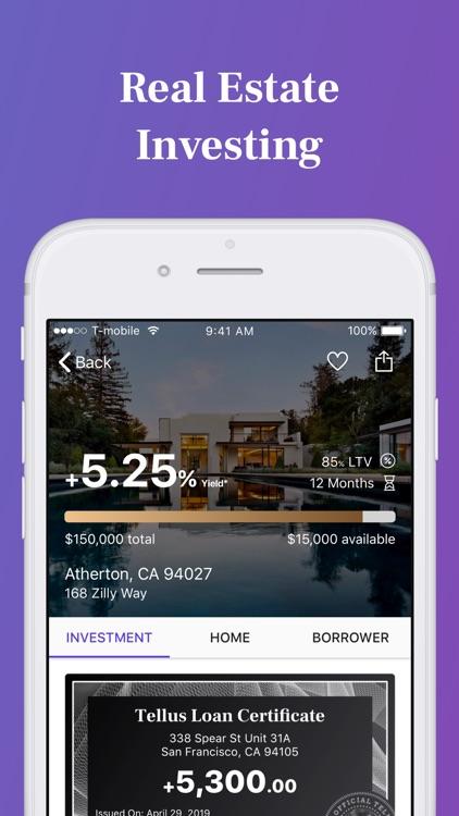 Tellus: Real Estate Management screenshot-5