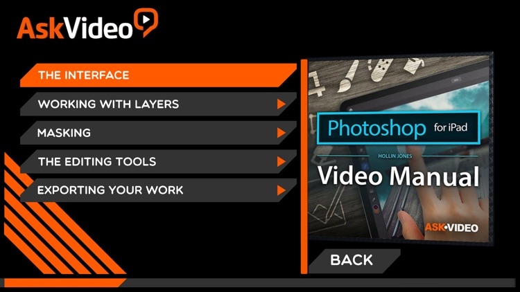 Video Manual For Photoshop